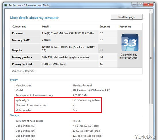 How to Check If Your Processor is x64 (64-bit) Capable 64bitcapable
