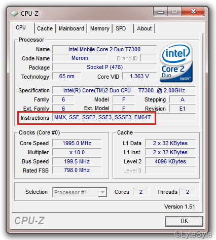 How to Check If Your Processor is x64 (64-bit) Capable CpuzEMT64TAMD6464bitcapablepng_hyun