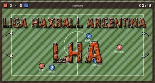 LIGA HAXBALL ARGENTINA