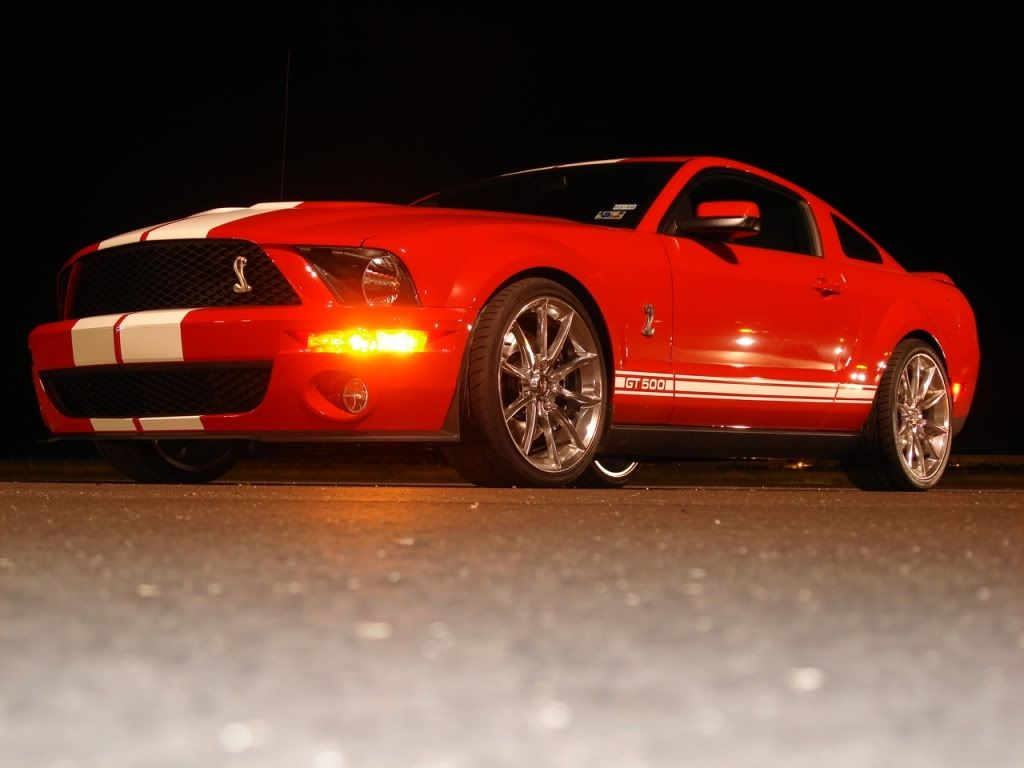 Shelby2007SVT New to Site Shelby2