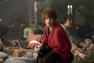 Noticia: Rurouni Kenshin (Samurai X) Tendrá live action!! Dibujo2