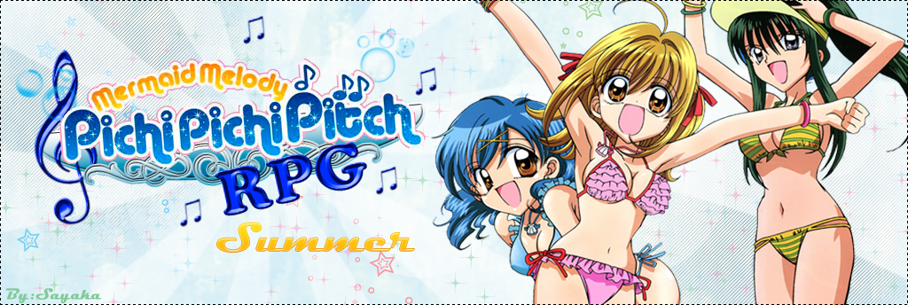 RPG- Mermaid Melody