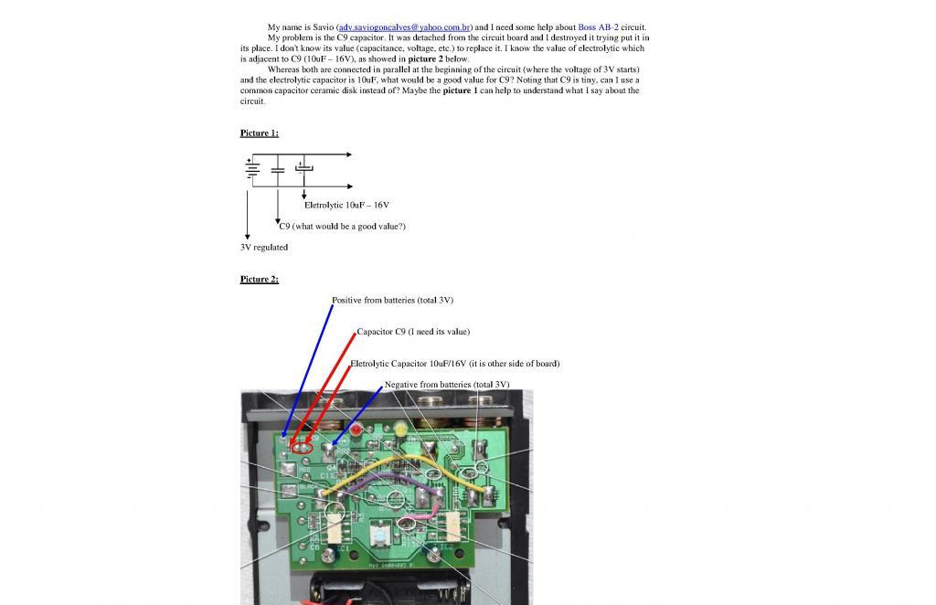 Capacitor cerâmico, Poliester ou Eletrolítico?? BossAB-2-ProblemC9capacitor_zpsf2af5ea4