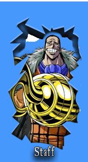 One Piece World Widget-staff