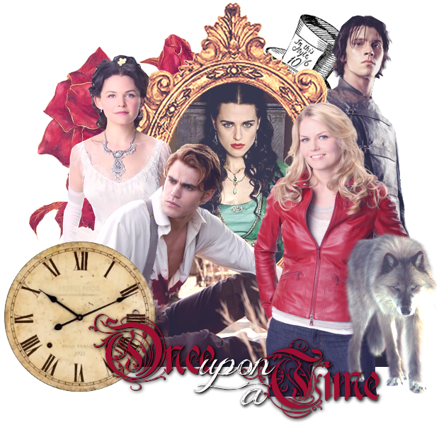 ● { Once Upon a Time } ● ;; no more happy endings. INTROOUAT
