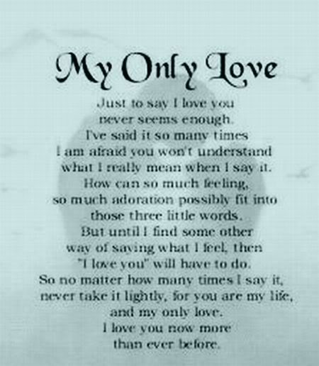 MY LOVE FOR MICHAEL Poems-2LOVE