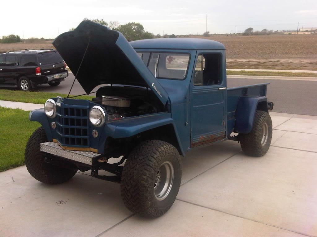 1951 Willys Truck IMG-20110930-00019