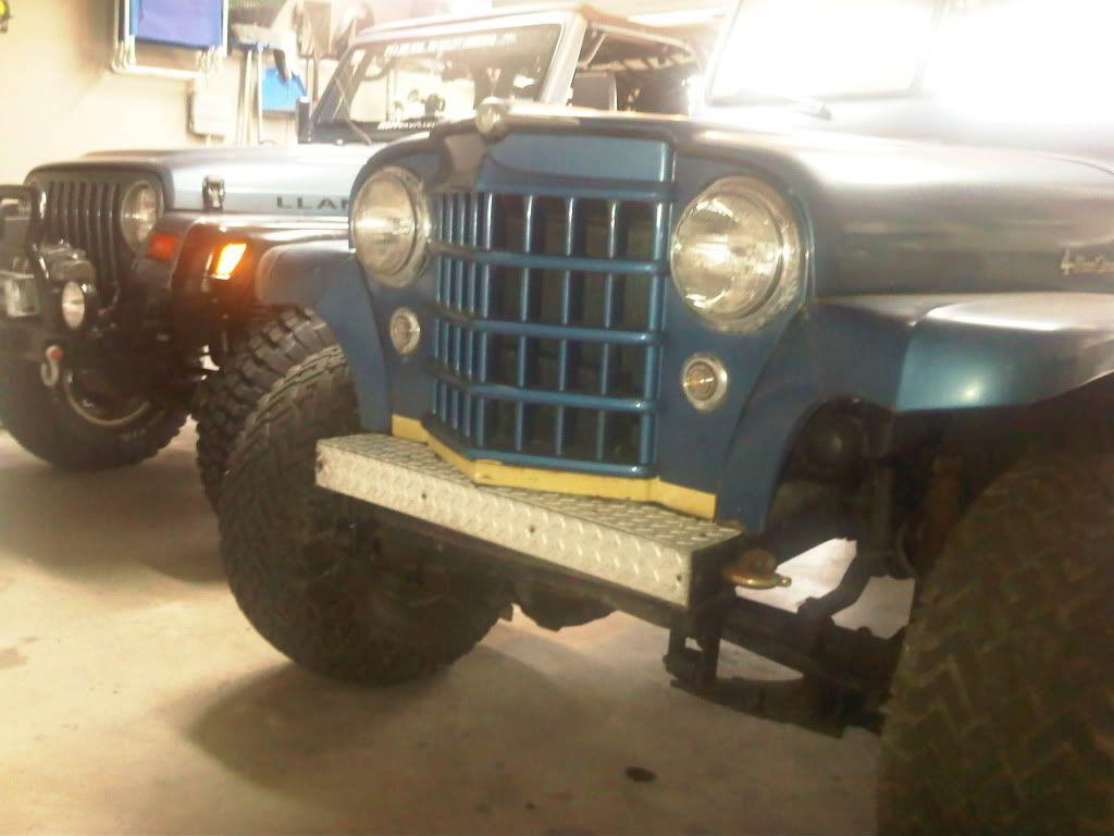 1951 Willys Truck IMG-20110930-00023