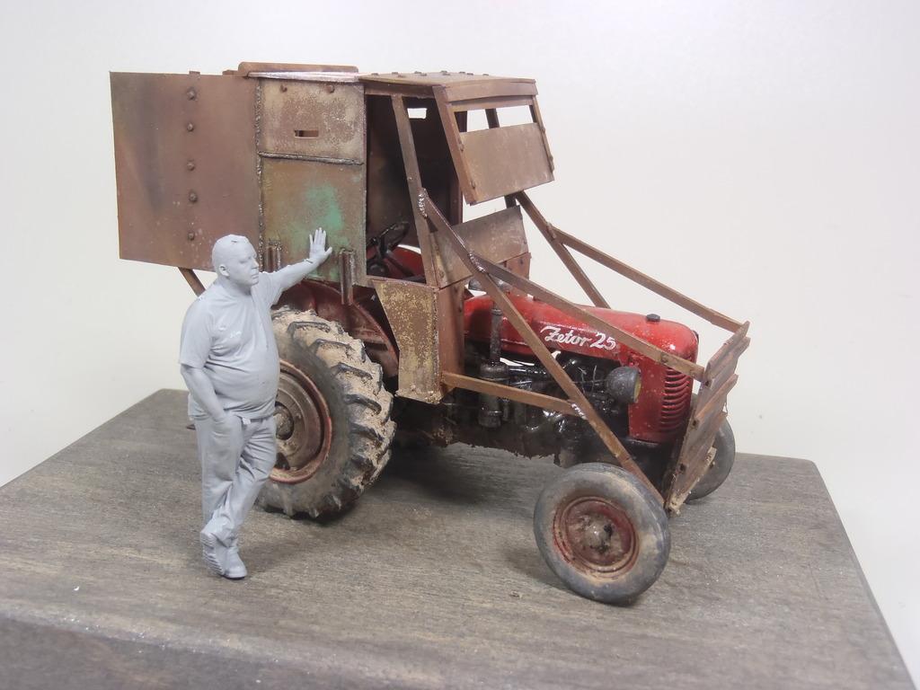 Conversion tracteur Zetor 25 en tracteur blindé - SKP Models 1/35 - Page 3 45_zpskxfokwsq