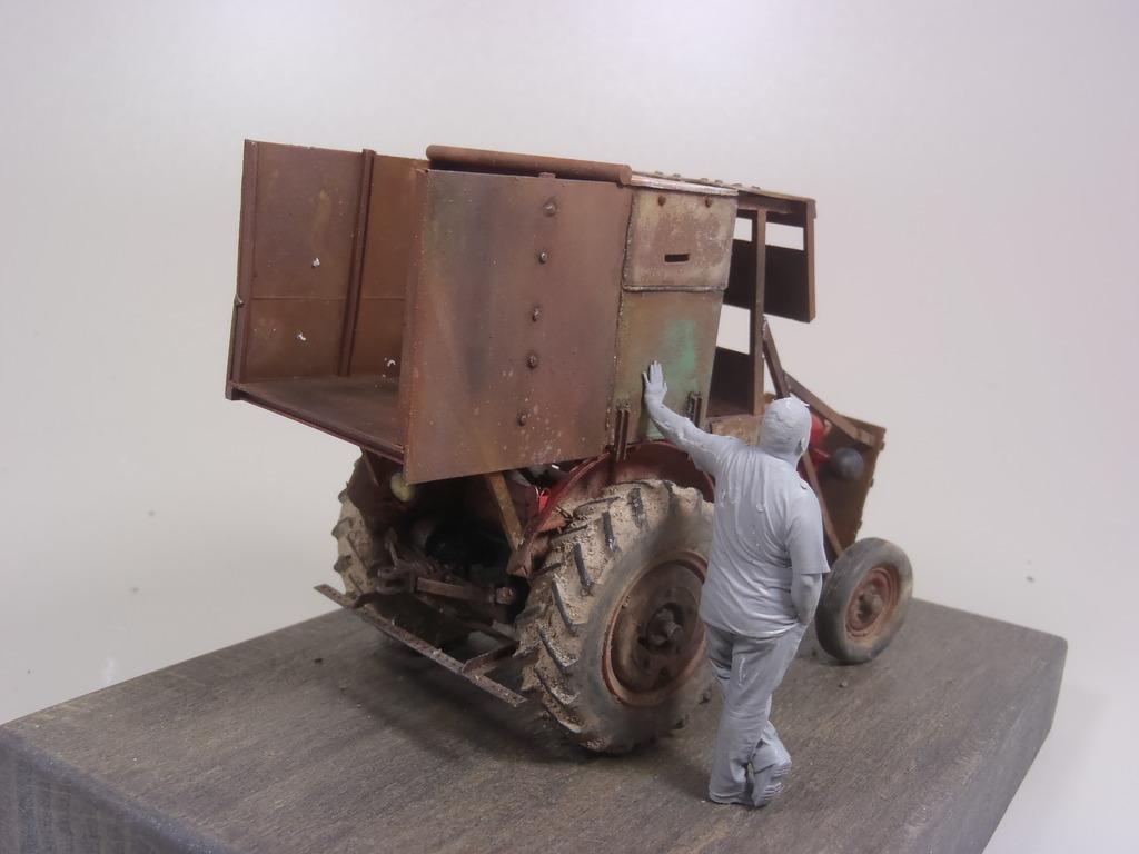 Conversion tracteur Zetor 25 en tracteur blindé - SKP Models 1/35 - Page 3 47_zpslnb0zhsa
