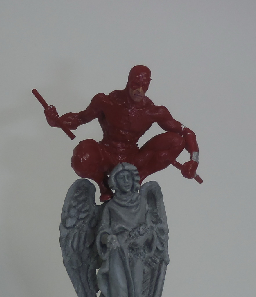 Daredevil - Knight Models - 70 mm métal blanc - Acryliques P8222763_zpscazhfcxg