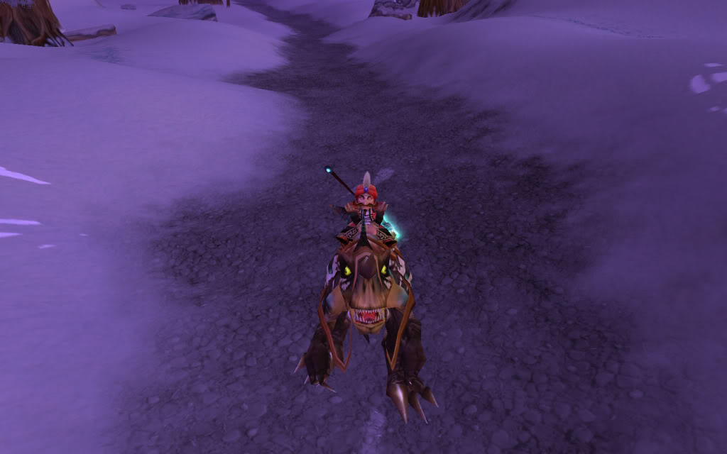 Pictures from the insane effort to get loremaster WoWScrnShot_091109_214553