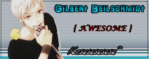 Reglas Generales~ Gilbertfirma