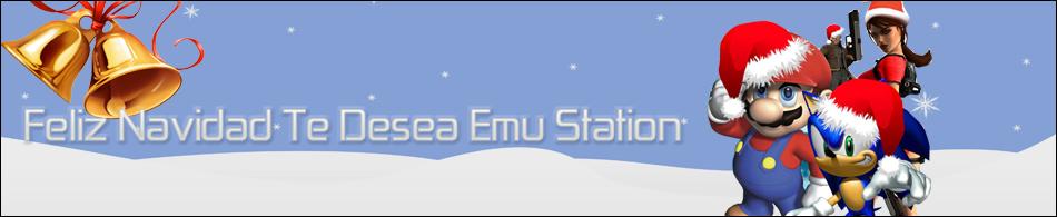 logo de navidad para mi foro BannerEmuStation-1