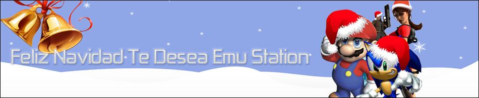 logo de navidad para mi foro BannerEmuStation