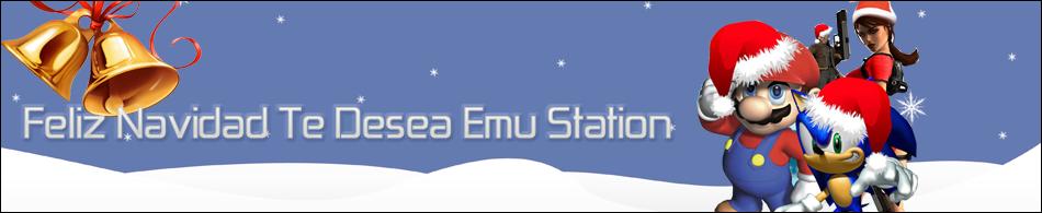 logo de navidad para mi foro BannerEmuStation2