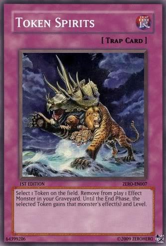 Cosmic Power Tokenspirit