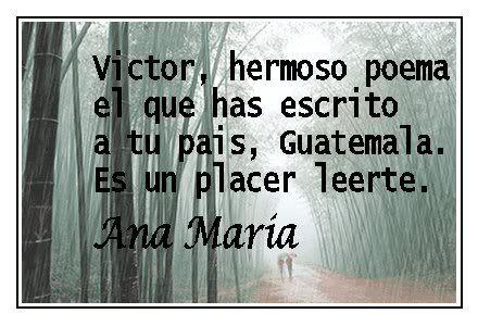 GUATEMALA. Victor