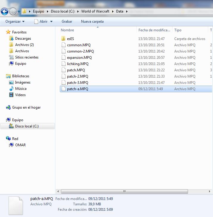 ~WoW Heroes del Tiempo Launcher y Parche Custom Beta~ ScreenShot006