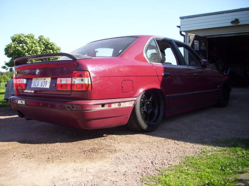 Roobin's BMW E34 525 - Ny uppdate 21 juli - Sida 2 28juni002