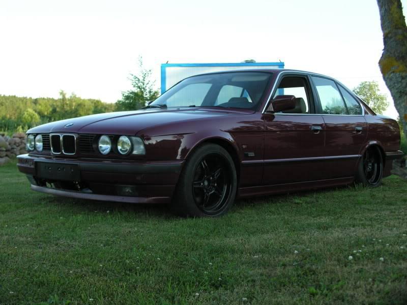 Roobin's BMW E34 525 - Ny uppdate 21 juli - Sida 2 7juli003