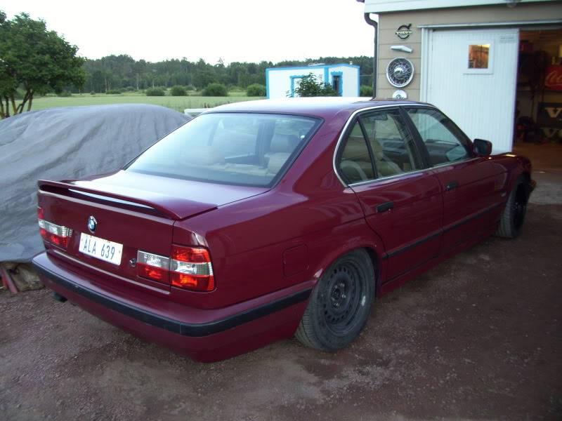 Roobin's BMW E34 525 - Ny uppdate 21 juli - Sida 2 Vingen2001