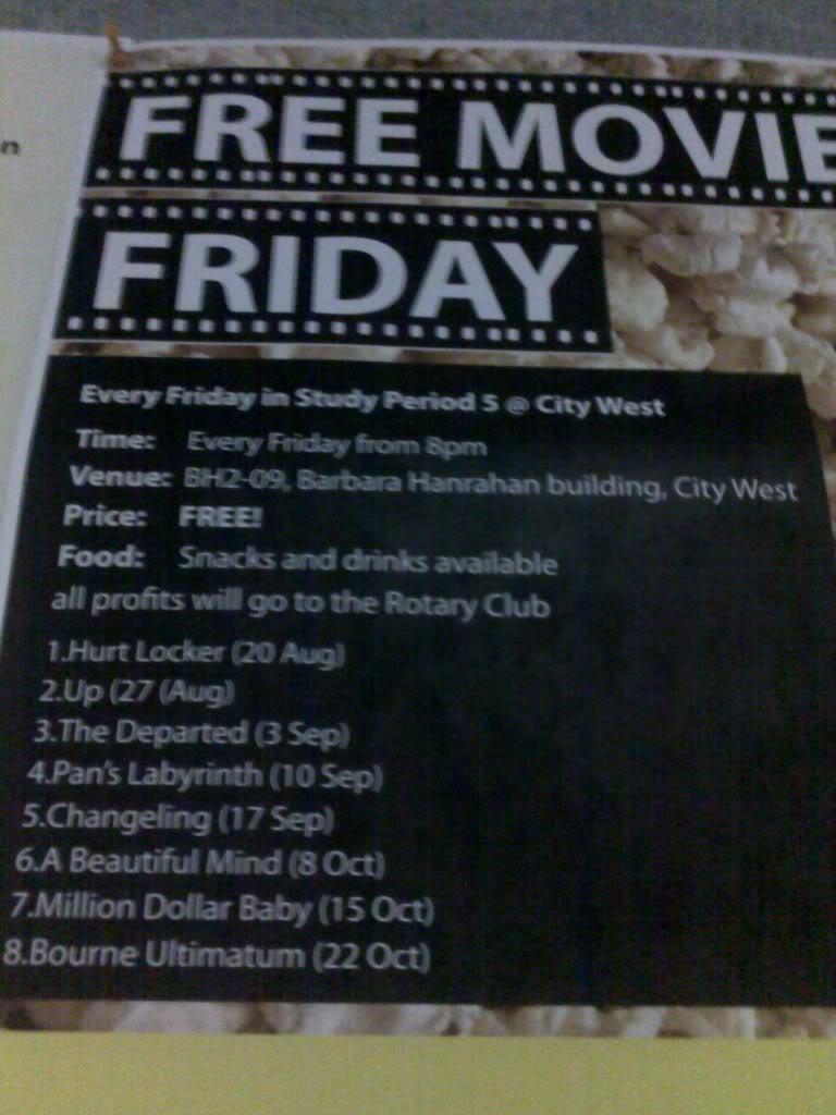 Free Movie Nights ! 24082010470
