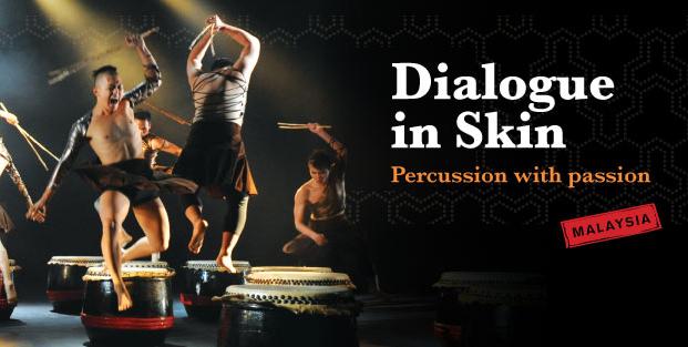 Dialogue In Skin (Drum Performance) DIS