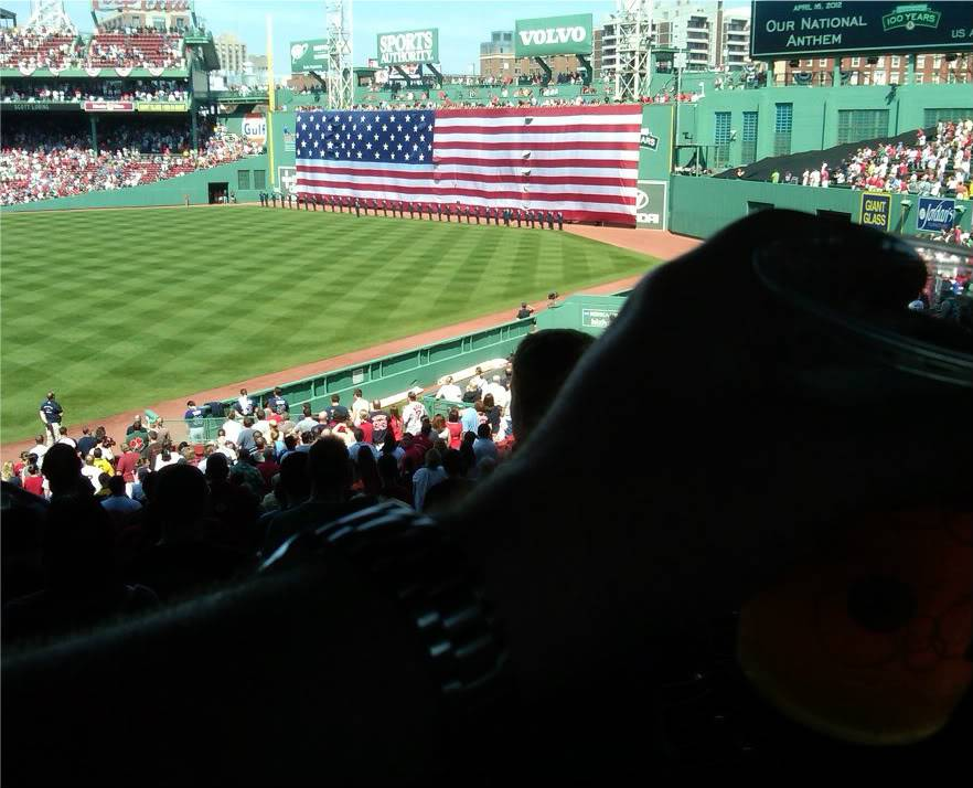 Patriots Day at Fenway - A story of survival IMG-20120416-00105