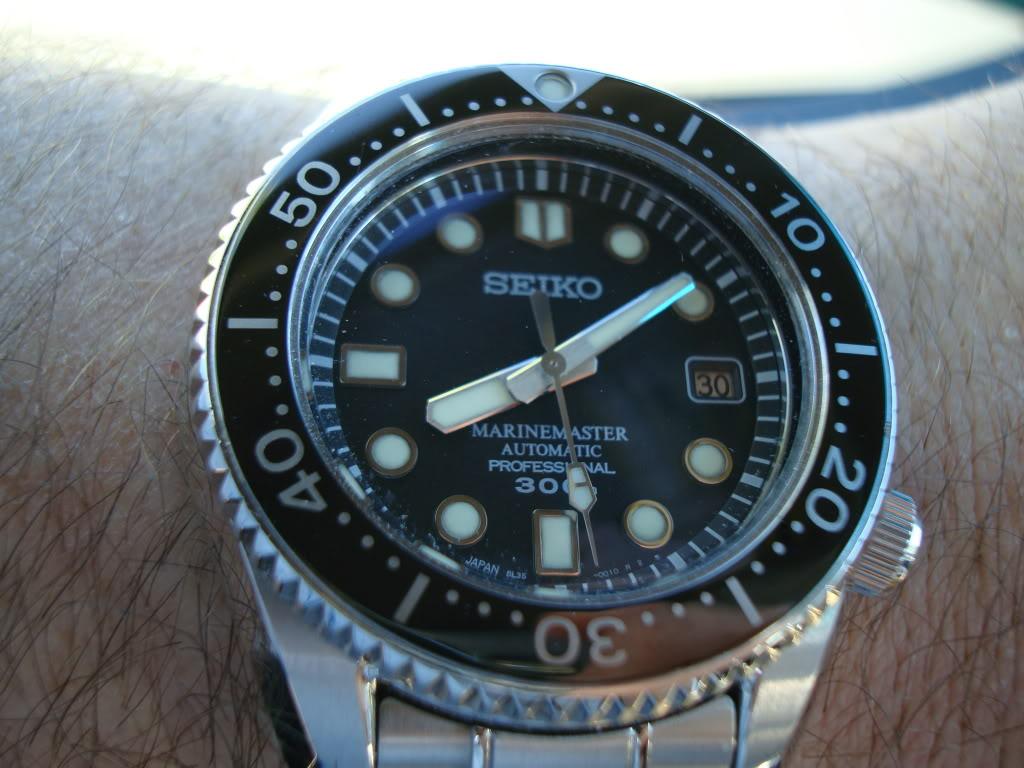 Watch Review: Seiko Marinemaster Professional 300m Diver (SBDX001)  DSC00436