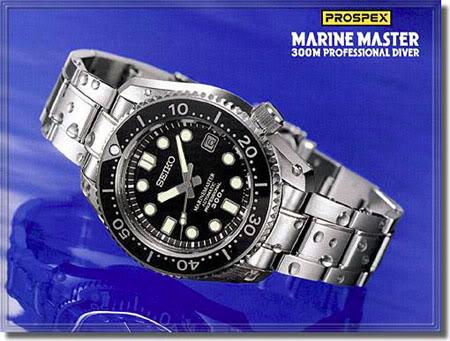 Watch Review: Seiko Marinemaster Professional 300m Diver (SBDX001)  Seiko-marine-master