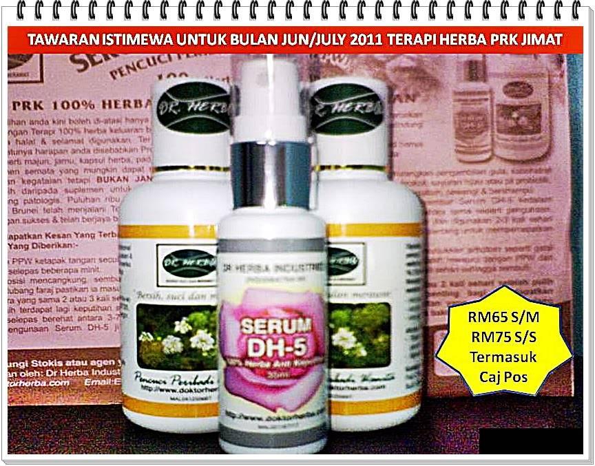 Rawatan Keputihan 100% Herba Paling Berkesan & Murah PRKJunjuly