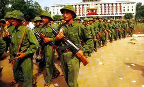 Những bức ảnh về chiến tranh VIỆT NAM 09-1