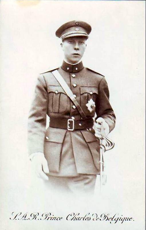 Leopoldo  III  de  Bélgica - Página 3 CharlesTheodoreofBelgique