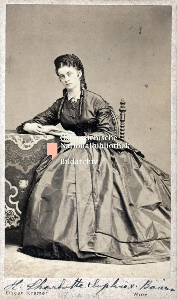 Hermanos y hermanas de la Emperatriz Elizabeth - Página 7 SophieCharlotte