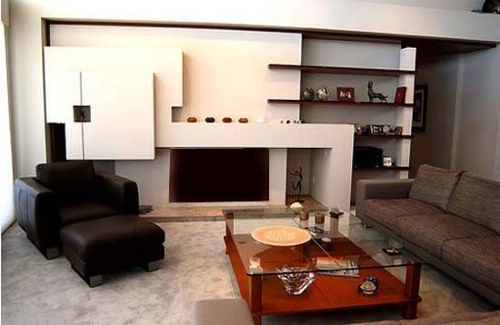 Colins House Modern-living-room-ideas
