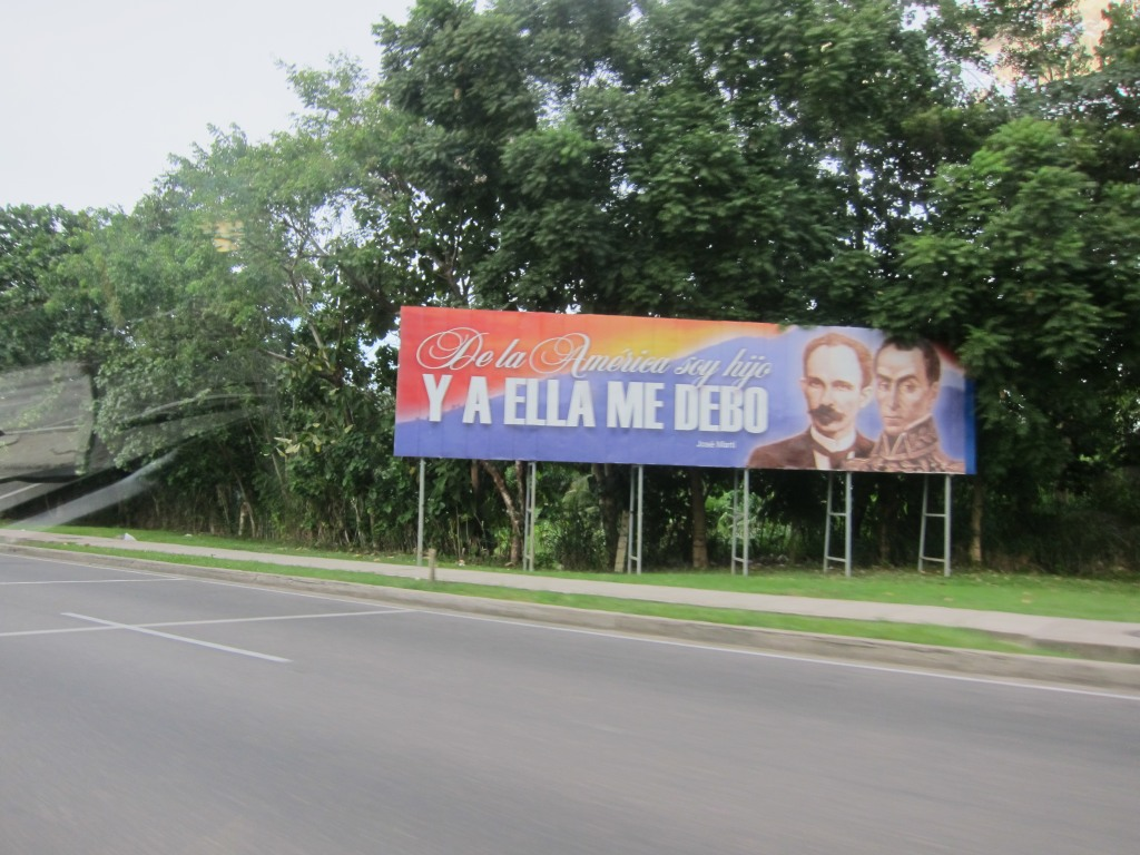 O vara comunista: Cuba si Venezuela. IMG_1509