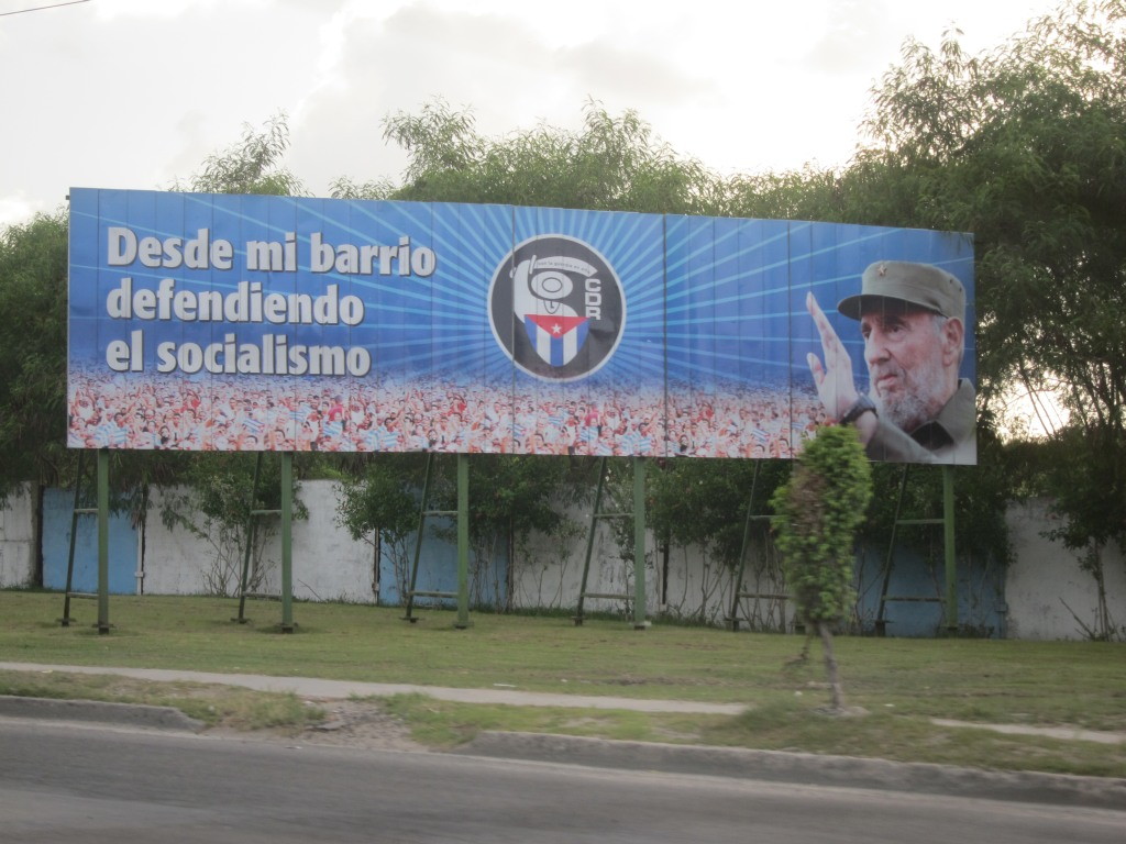 O vara comunista: Cuba si Venezuela. IMG_1514