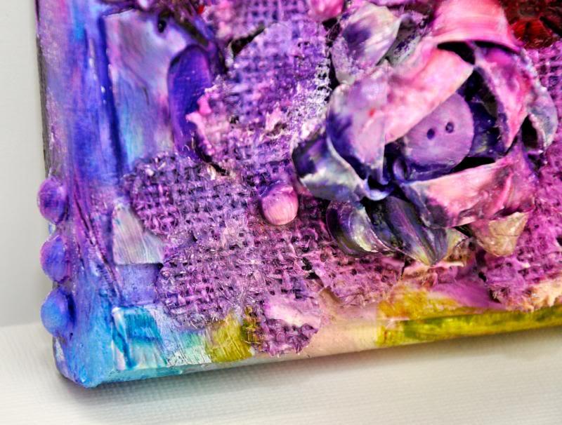 16 mars: toile Mixt Media / peinture silk pour atelier du crop DSC_1668