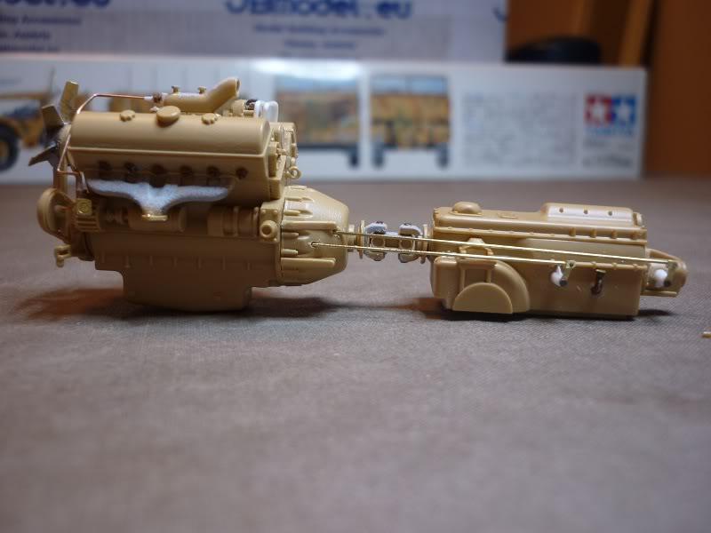 montage Famo Tamiya 1/35 P1020892