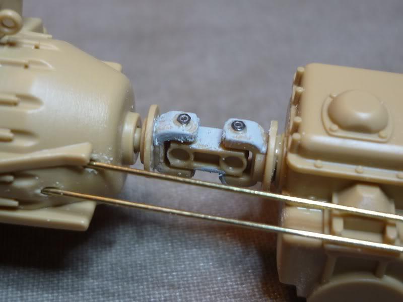 montage Famo Tamiya 1/35 P1020893