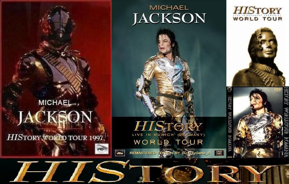 HISTORY WORLD TOUR!! HISTORY
