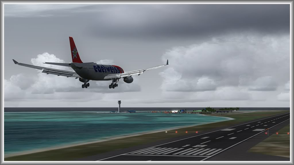 [FSX] Zurich (LSZH) - Malé Maldives (VRMM) Screenshot01Oct292332