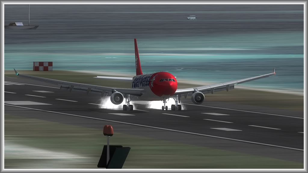 [FSX] Zurich (LSZH) - Malé Maldives (VRMM) Screenshot03Oct292348