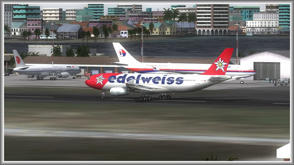 [FSX] Zurich (LSZH) - Malé Maldives (VRMM) Screenshot06Oct292351