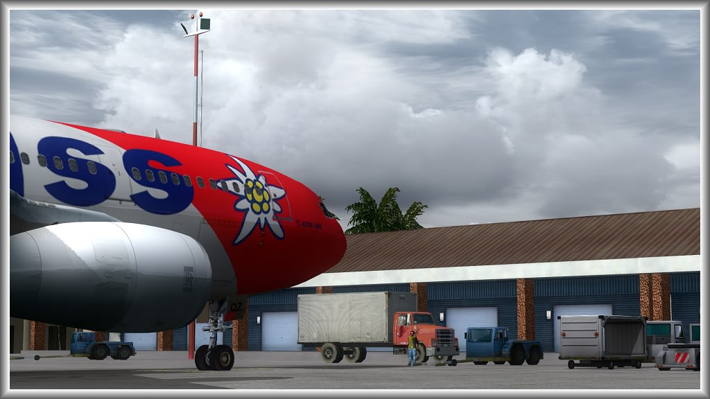 [FSX] Zurich (LSZH) - Malé Maldives (VRMM) Screenshot07Oct292357