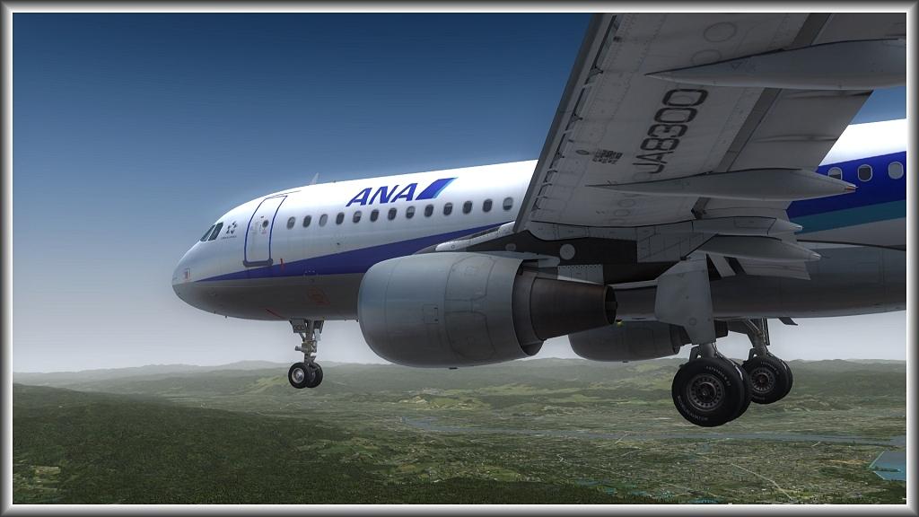 Narita (RJAA) - Kansai (RJBB) Screenshot15Aug111628