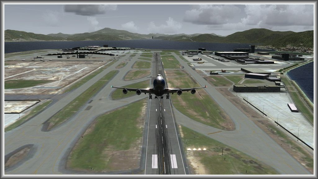 Hong Kong (VHHH) - Yekaterinburg (USSS) Screenshot01Jul232253