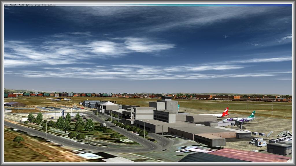 La Paz (SLLP) - Sucre (SLSU) Screenshot02Oct011320