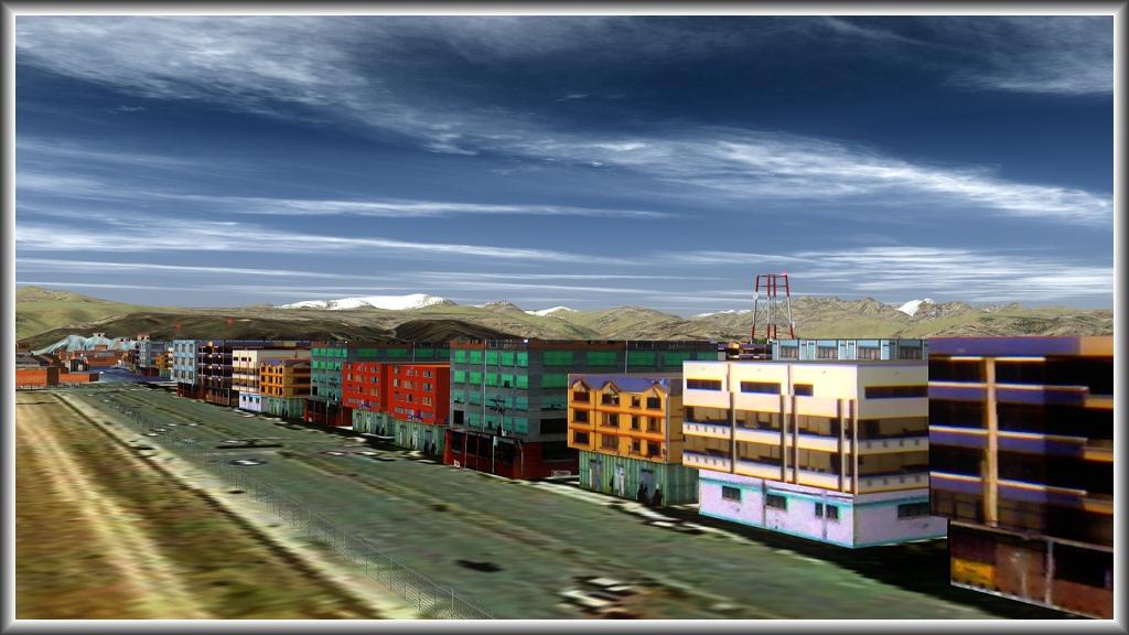 La Paz (SLLP) - Sucre (SLSU) Screenshot03Oct011320